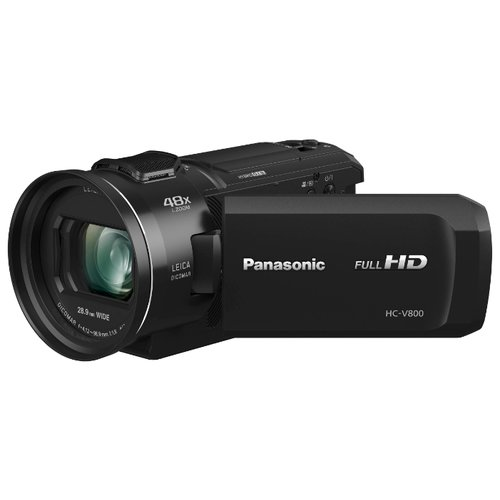 Фото - Видеокамера Panasonic HC-V800 черный видеокамера