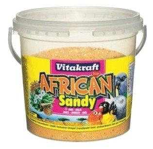 Добавка в корм Vitakraft для африканских попугаев песок