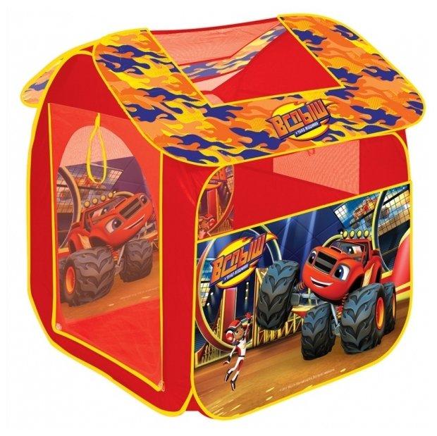 Палатка Играем вместе Вспыш квадрат GFA-BL-R/251695