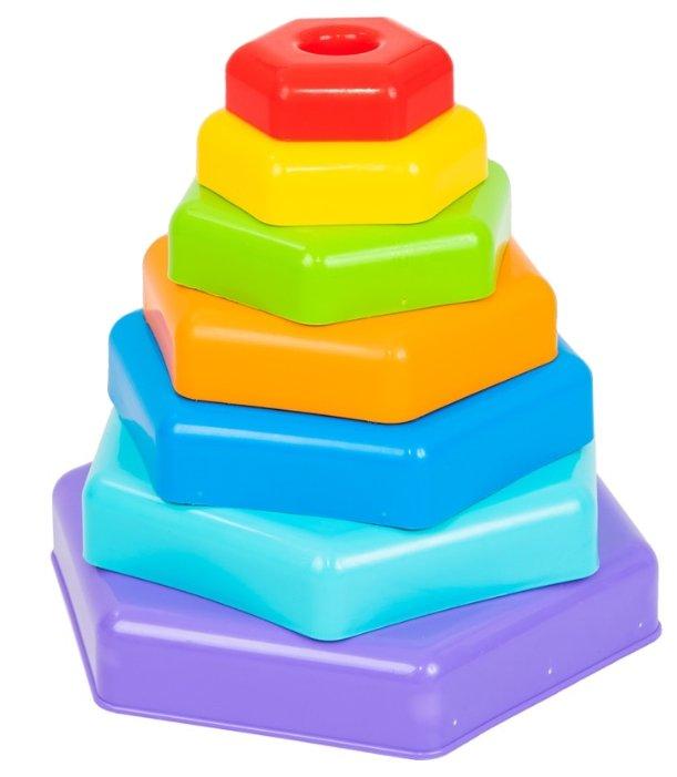 Пирамидка Тигрес Радуга