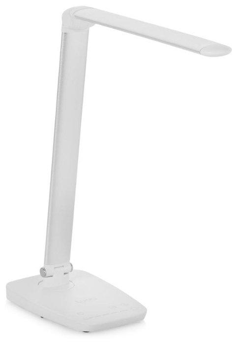 Настольная лампа Lucia Galant L520 серебристая