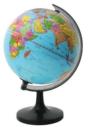Глобус политический Rotondo Новая карта 200 мм (RG20/POL) черный