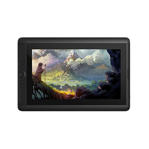 Графический планшет WACOM Cintiq 13 HD (DTK-1300-4) черный