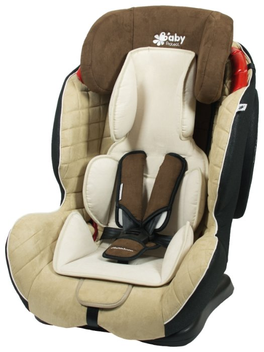Автокресло группа 1/2/3 (9-36 кг) Baby Protect Phantom