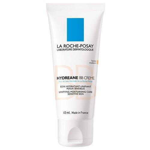 La Roche-Posay BB крем для чувствительной кожи Hydreane, SPF 20, 40 мл, оттенок: teinte medium hydreane bb крем