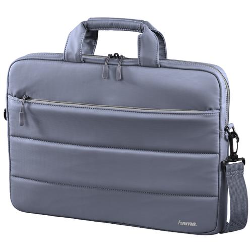 Купить Сумка HAMA Toronto Notebook Bag 15.6 grey/blue