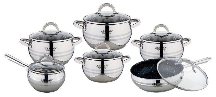 Набор посуды Zeidan Z-51207