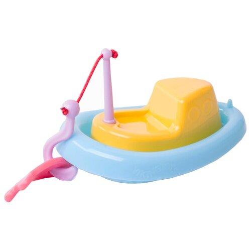 Игрушка для ванной Viking Toys Рыбацкий кораблик alex toys игрушка для ванной водяная дудочка