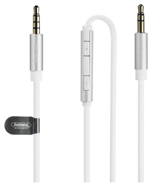 Кабель Remax Smart Audio Cable S120 mini jack 3.5 mm (RL-S120)