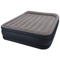 Надувная кровать Intex Deluxe Pillow Rest Raised Bed, Queen, с насосом (64136)