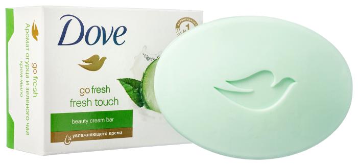 Крем-мыло Прикосновение свежести Dove