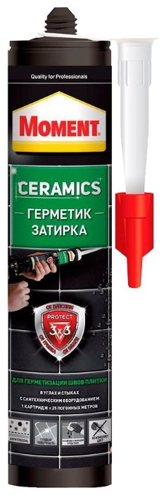 Затирка Момент Ceramics 0.28 л