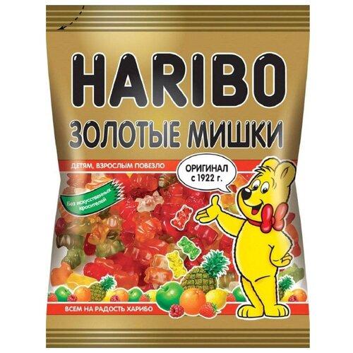 Мармелад Haribo Золотые Мишки ассорти 140 г