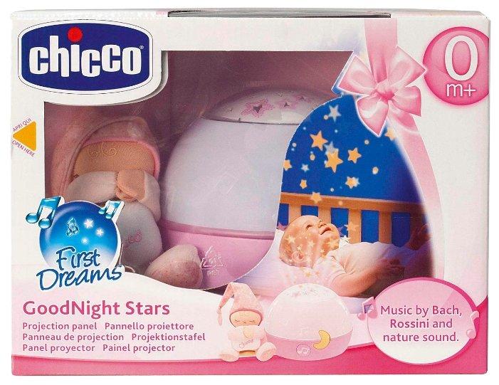 Chicco Проектор Первые грезы (розовый) 24271