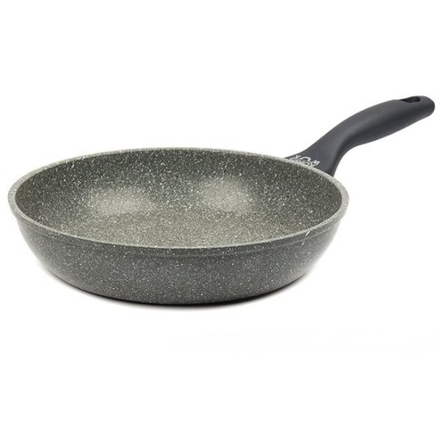 Сковорода Oursson Korea Wok KWF2421MS, 24 см, серый