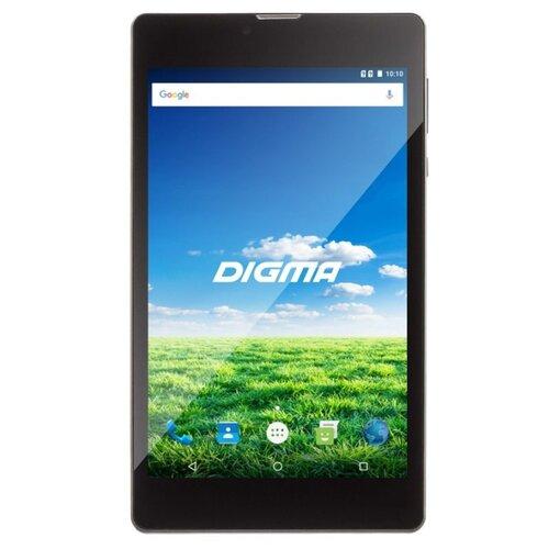 Планшет DIGMA Plane 7700T 4G черный планшет