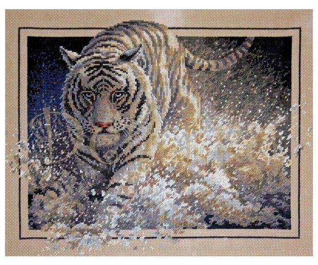 Dimensions Набор для вышивания крестиком White Lightning (Белая молния) 38 х 30 см (35108)