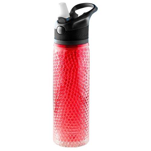 Термобутылка Asobu Deep freeze, 0.6 л красный