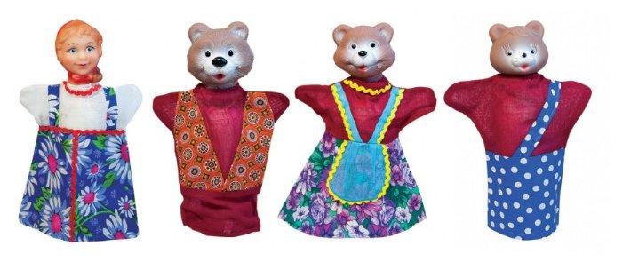 Русский стиль Кукольный театр Три медведя, 11254