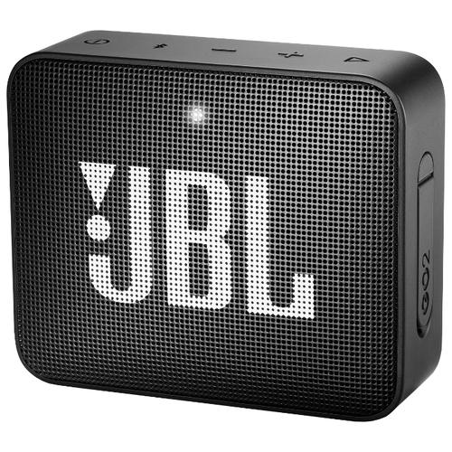 цена на Портативная акустика JBL GO 2 midnight black