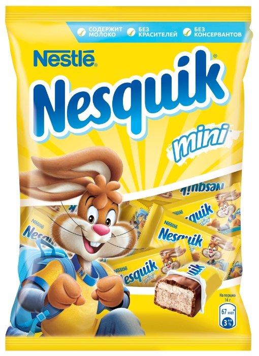 Конфеты Nesquik mini