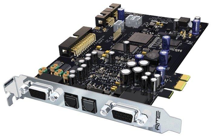 Внутренняя звуковая карта RME HDSPe AIO