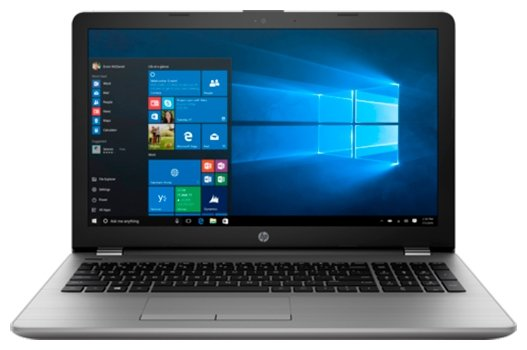 "Ноутбук HP 250 G6 (1WY55EA) (Intel Core i7 7500U 2700 MHz/15.6""/1920x1080/4GB/1000GB HDD/DVD-RW/Intel HD Graphics 620/Wi-Fi/Bluetooth/Windows 10 Pro)"
