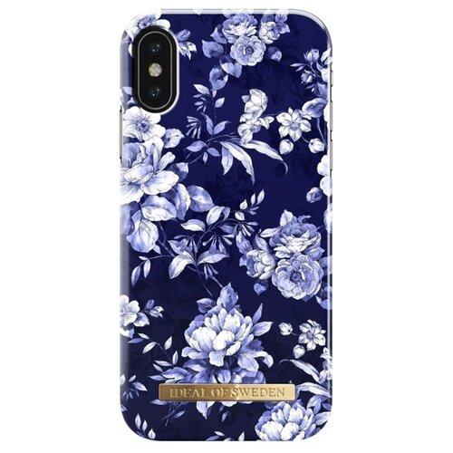 Чехол-накладка iDeal of Sweden для iPhone X sailor blue bloom sweden slovakia