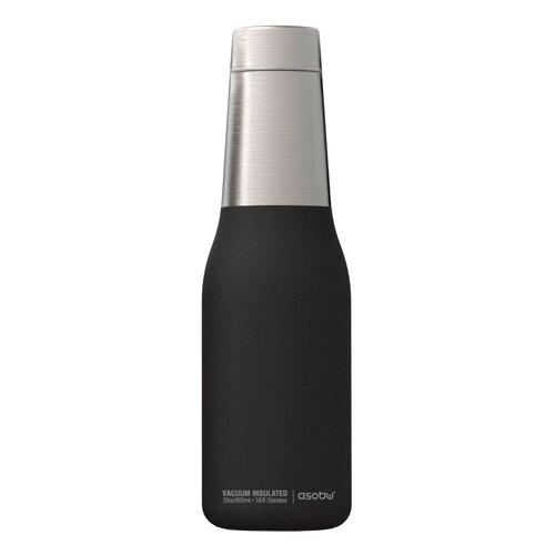 Термобутылка Asobu Oasis, 0.59 л черный