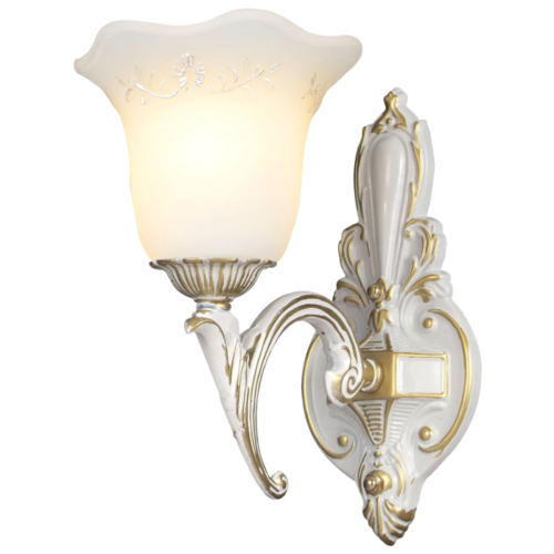 Настенный светильник De Fran YP2-3257-1WWH, 40 Вт