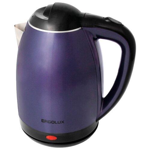 Чайник Ergolux ELX-KS02, фиолетовый весы ergolux elx sk03 c02 black