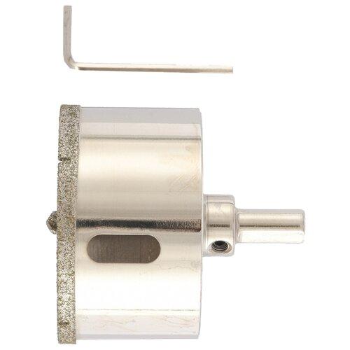 цена на Сверло алмазное, корончатое сверло по керамике и стеклу matrix 726653 65 x 67 мм