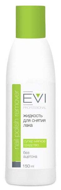 EVI professional Жидкость для снятия лака без ацетона