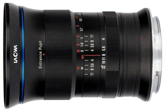 Объектив Laowa 17mm f/4 GFX ZERO-D Fujifilm G