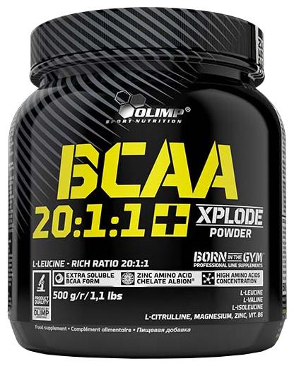 BCAA Olimp BCAA 20:1:1 Xplode powder (500 г)