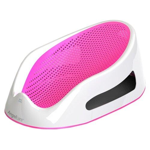 Купить Горка для купания AngelCare Bath Support ST-01 розовый, Сиденья, подставки, горки