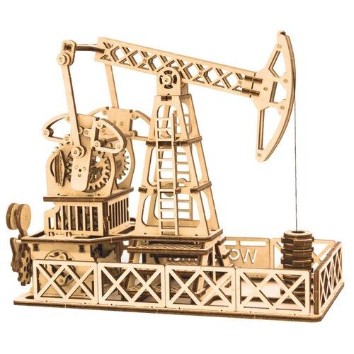 Купить Сборная модель Wood Trick Нефтевышка (1234-13), Сборные модели