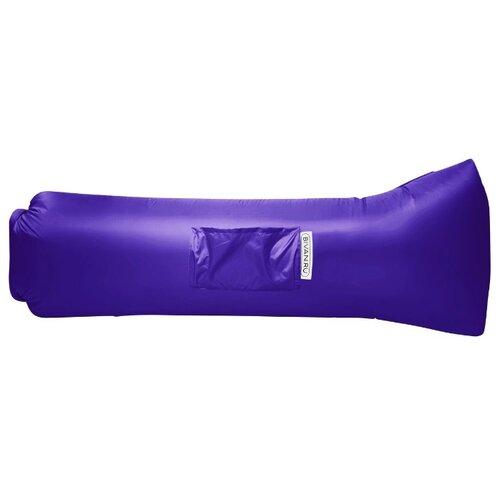 Надувной диван Биван Биван 2.0 фиолетовый