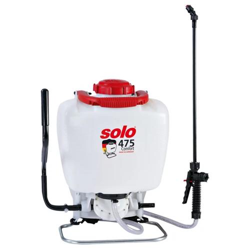 Опрыскиватель Solo 475 Comfort 15 л белый/красный/черный опрыскиватель solo 461 5 л белый красный черный