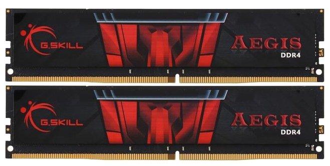 Сравнение с Оперативная память G.SKILL F4-3000C16D-32GISB