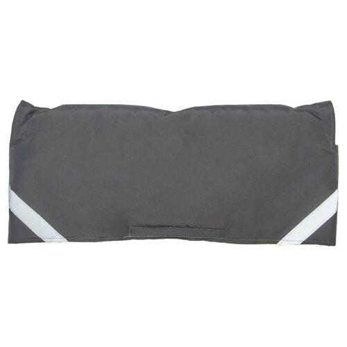Купить Сонный Гномик Меховая муфта Норд на коляску 4083 серый, Аксессуары для колясок и автокресел