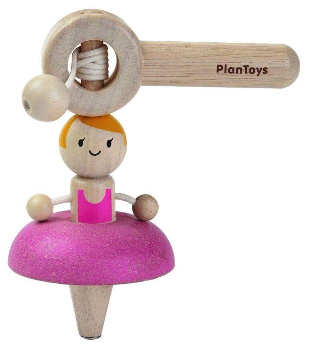 Волчок PlanToys Балерина (5194)