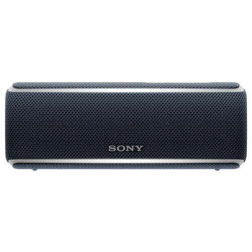 Портативная акустика Sony SRS-XB21 black