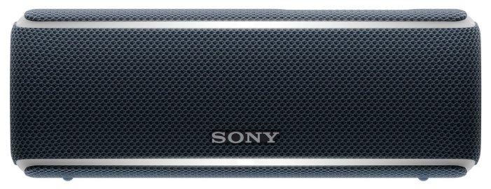 Беспроводная влагостойкая колонка Sony Portable Bluetooth Speaker Red красная SRS-XB21/R