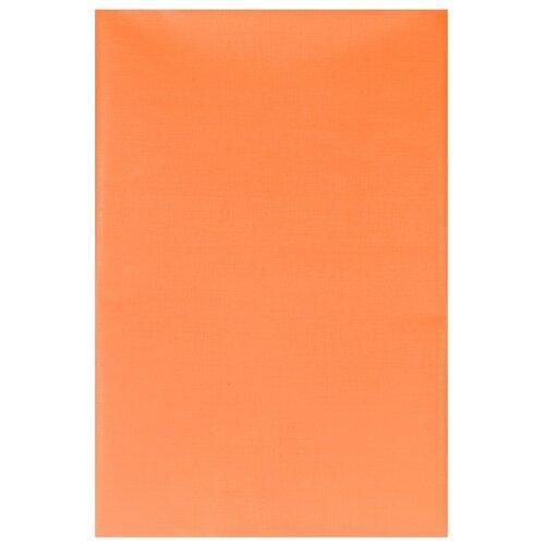 Многоразовая клеенка Чудо-Чадо подкладная без окантовки 70х100 оранжевый 1 шт.