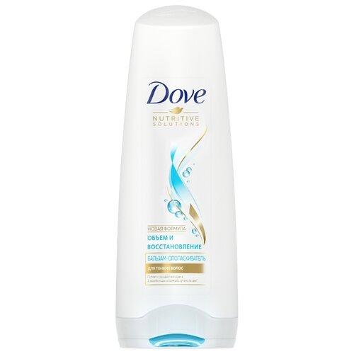 Dove бальзам-ополаскиватель Nutritive Solutions Объем и восстановление, 200 мл