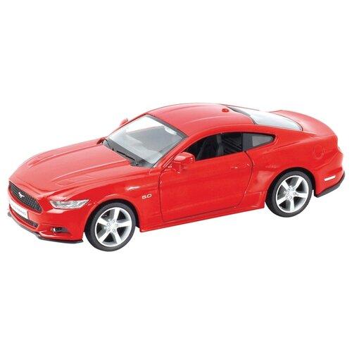 Купить Легковой автомобиль Autotime (Autogrand) Ford Mustang 2015 (49932) 1:32 красный, Машинки и техника