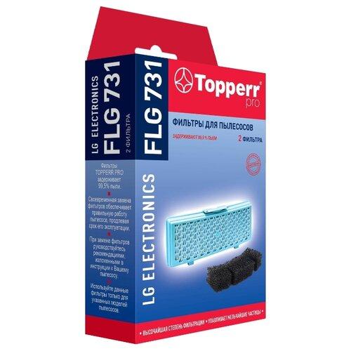 Topperr Набор фильтров FLG 731 1 шт. недорого