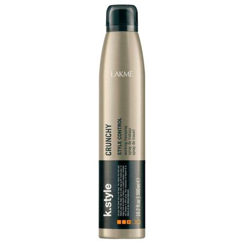 Lakme Спрей для укладки волос K.style Crunchy, средняя фиксация, 300 мл lakme k style crunchy style control