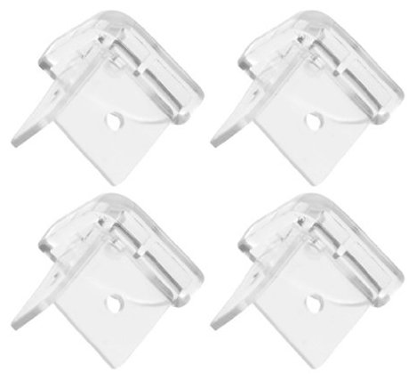 Clearly Soft Corner Guards 39011760 Safety 1st